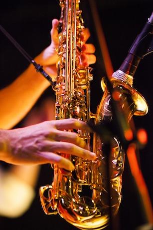 Die Savoy Big Band live